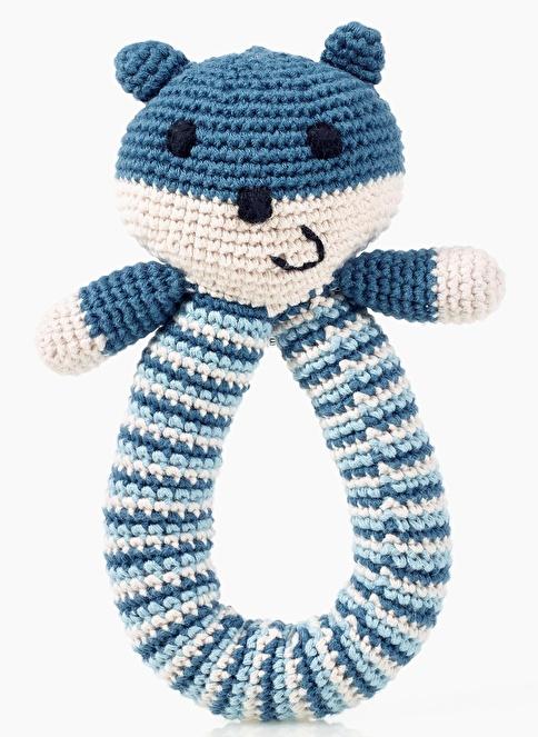 Pebble Çıngırak Mavi